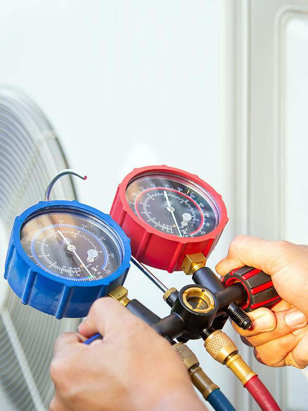 Heater-Repairing